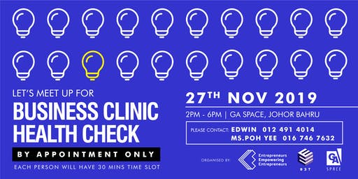 Business Clinic Health-check