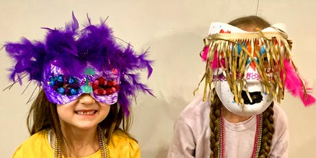 Magical Masks for Kindy - Yr. 2 tickets
