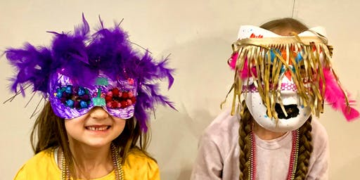 Magical Masks for Kindy - Yr. 2