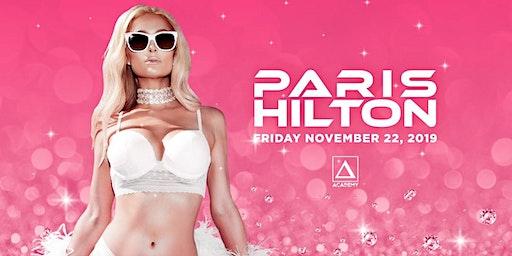 Paris Hilton - Guest List