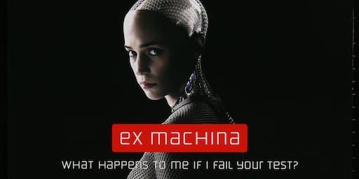 Movie Night at Node : Ex Machina