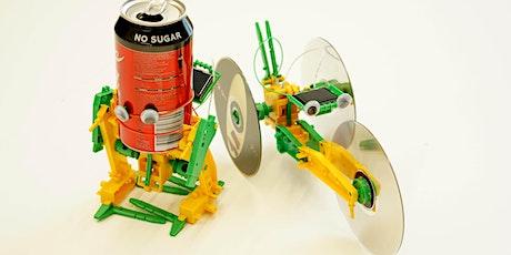 Eco-Friendly Solar Robots tickets