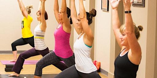 Vinyasa Flow & Restore Yoga ( all levels)