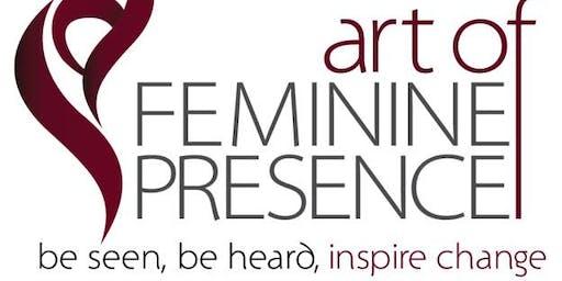 The Art of Feminine Presence - 1 day
