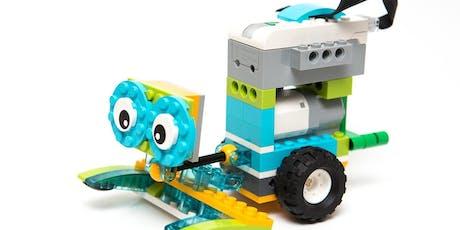 LEGO WeDo Workshop, Ages 5-12, FREE tickets