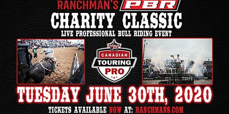 Ranchman's PBR Charity Bull Riding - Tuesday June 30th, 2020 tickets