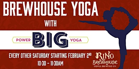 Free Yoga @ Odell Brewing with Big Power Yoga tickets