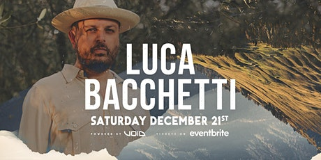 Luca Bacchetti - Brisbane Show @ Sub Rosa tickets