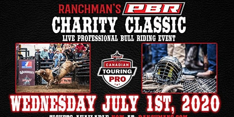 Ranchman's PBR Charity Bull Riding - Wednesday July 1st, 2020 tickets