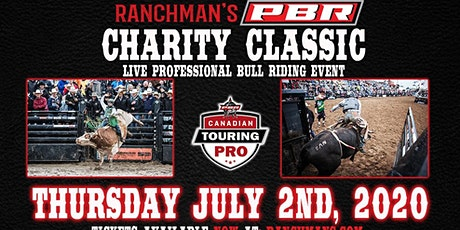 Ranchman's PBR Charity Bull Riding - Thursday July 2nd, 2020 tickets