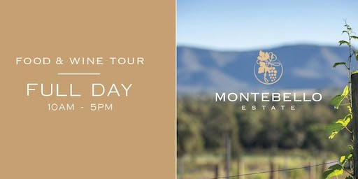 Wine Tour -Full Day - Friday