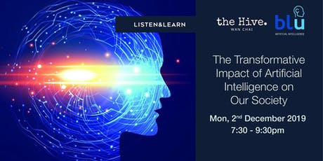 The Transformative Impact of AI on our Society tickets