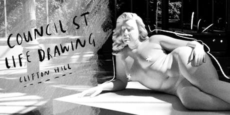 Council Street Life Drawing - Wednesday 27th November tickets