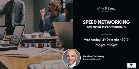 Speed Networking For Business Professionals tickets