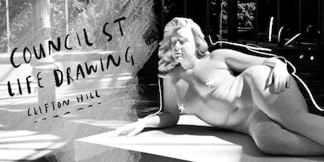 Council Street Life Drawing - Monday 9th December tickets