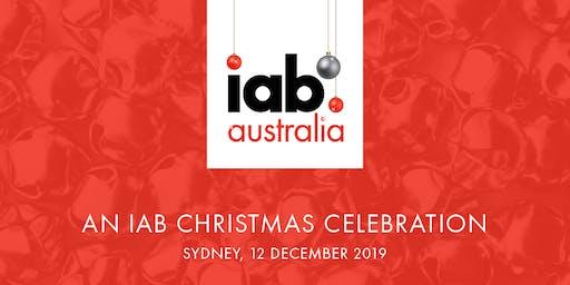 IAB Christmas Drinks