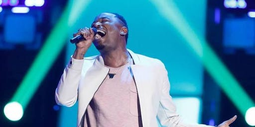 Rayshun Lamarr from NBC's The Voice | 7PM Show ($25 minimum food and/or beverage spend)