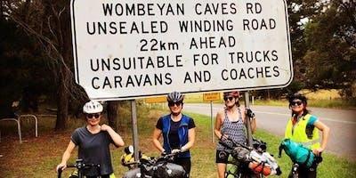 Women and Gender Diverse (WGD) Bikepacking overnighter (medium difficulty)
