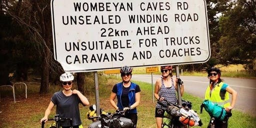 Women and Gender Diverse (WGD) Bikepacking overnighter (medium difficulty)