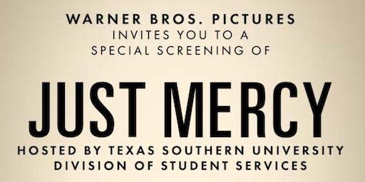 Just Mercy Film Screening