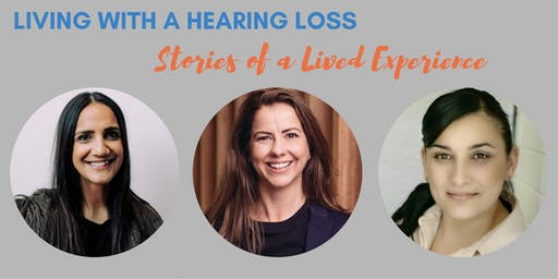 Living with a Hearing Loss - stories of a lived experience