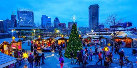 CITYLAB BALTIMORE PROJECT SHOWCASE AND WINTER HOLIDAY GATHERING tickets