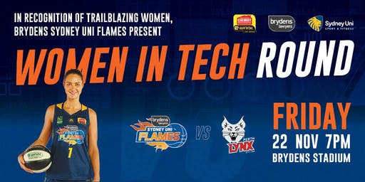 Flames V Lynx, Friday, 22 November @ 7pm