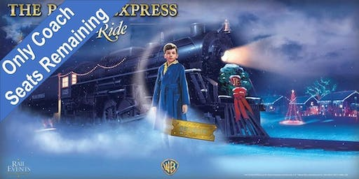 Matinee - THE POLAR EXPRESS™ Train Ride - Baldwin City, Kansas-12/14 2:00pm