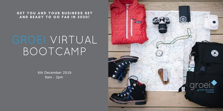 Virtual Business Bootcamp tickets