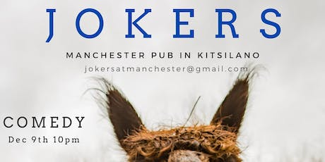 Jokers at the Manchester tickets