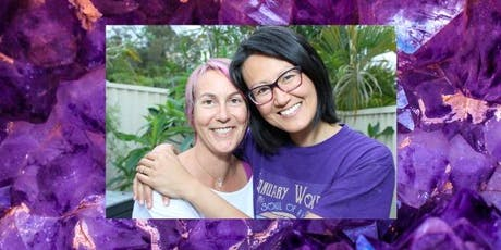 11:11 Crystal Healing Night & Talk with Deniz and Sarah tickets