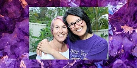 11:11 Crystal Healing Night & Talk with Deniz and Sarah tickets