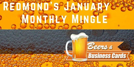 Redmond's Beers and Business Cards Monthly Mingle tickets