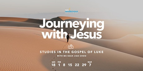 JOURNEYING WITH JESUS – Studies in the Gospel of Luke tickets
