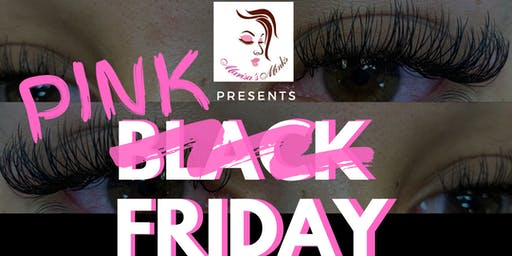 PINK FRIDAY BEGINNERS LASH COURSE