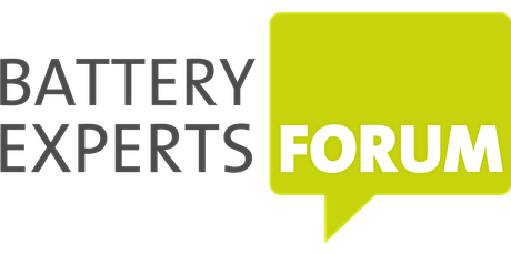 17th Battery Experts Forum 2021 Tickets