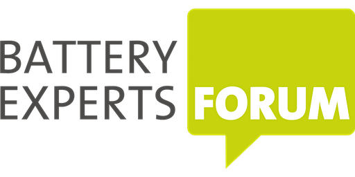 17th Battery Experts Forum 2020