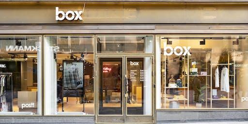 Box by Posti: Miten digitaalinen muutos viedään fyysiseen tilaan