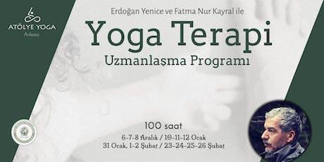 Yoga Terapi Uzmanlık Programı tickets