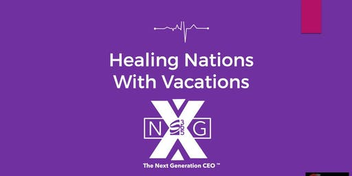 Healing Nations with Vacations Pre-Launch Meeting