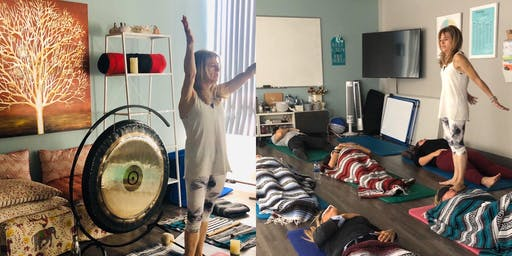 Orange County Breathwork & Sound Bath Meditation Saturday 11/23