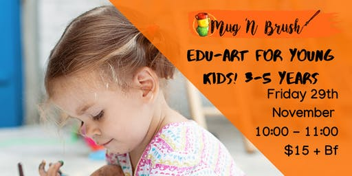 Copy of Edu-art for young kids. 3-5 years