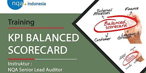 KPI BALANCED SCORECARD 2 DAYS COURSE - IDR 2.500.000,-
