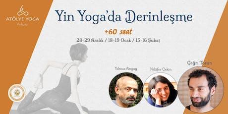 İleri Seviye Yin Yoga Uzmanlaşma Programı tickets