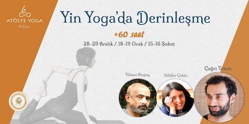 İleri Seviye Yin Yoga Uzmanlaşma Programı