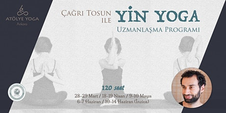 Yin Yoga Uzmanlaşma Programı tickets