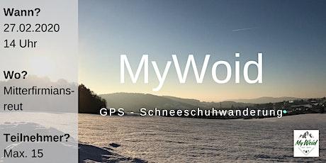 MyWoid GPS-Schneeschuhtour Tickets