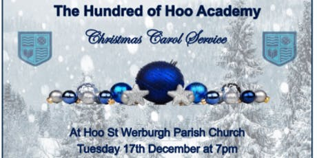 The Hundred of Hoo Christmas Carol Service tickets