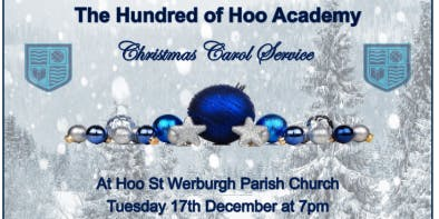 The Hundred of Hoo Christmas Carol Service