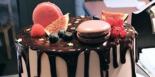 Backkurs Drip-Cake